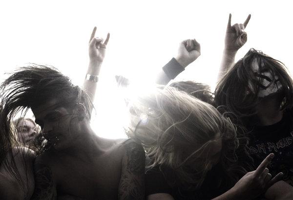 Thrasher metalheads