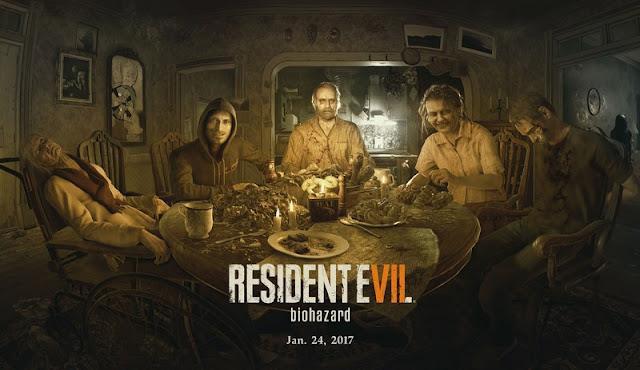 Resident Evil 7 Biohazard - Repack
