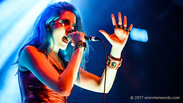 Diamante at Rebel on December 6, 2017 Photo by John at One In Ten Words oneintenwords.com toronto indie alternative live music blog concert photography pictures photos