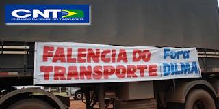 Comando Nacional do Transporte anuncia novas paralisações em todo Brasil