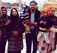 Aman Jot Family Husband Son Daughter Father Mother Age Height Biography Profile Wedding Photos
