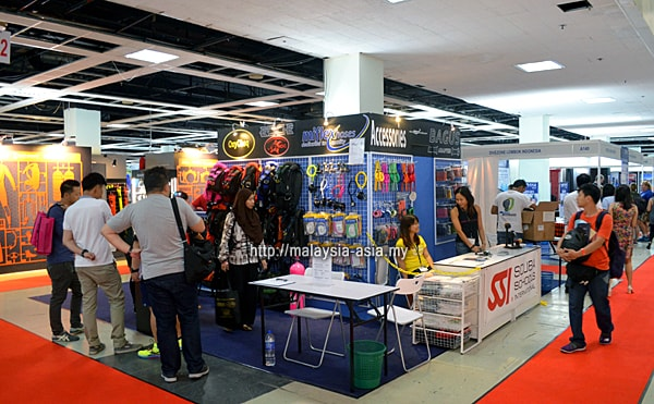 Exhibition Booth Rental Kuala Lumpur : Scuba diving expos in malaysia asia