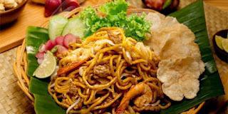 Resep Cara Membuat Mie Goreng Aceh