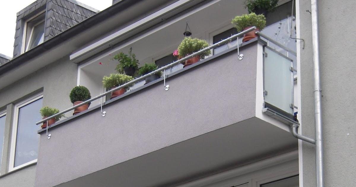 balkon gel ndererh hung fr bel metallbau. Black Bedroom Furniture Sets. Home Design Ideas
