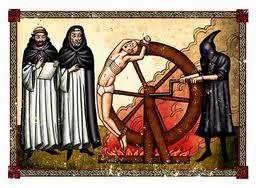 tortura e iglesia