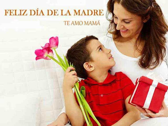 Imágenes día de la madre con frases bonitas