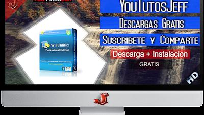 WinUtilities Professional Edition v12.43 FULL ESPAÑOL | 2016