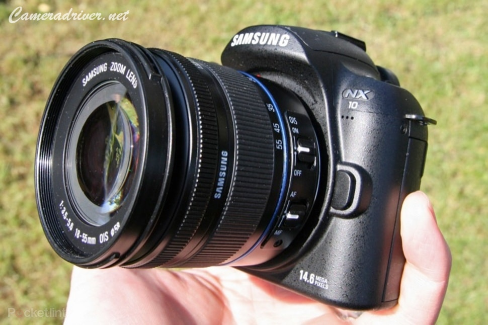 Samsung NX10 Firmware Version 01.15 with Lot New Features and Changes