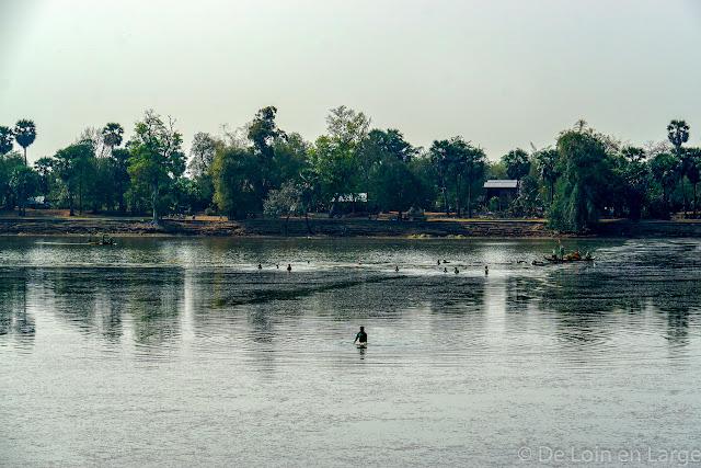 Srah Srang - Angkor - Cambodge