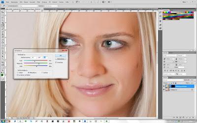 Farbbalance - Photoshop - Schritt 2