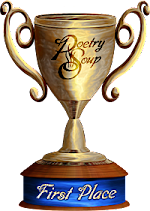PS 1st Gold/Blue Trophy by/copyrighted to Artsieladie