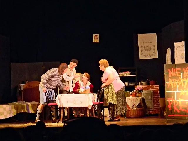 aktorzy, scena, Wolsztyn, twórczość amatorska