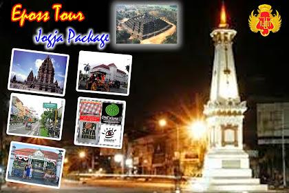 Paket Wisata Jogjakarta Harga Murah