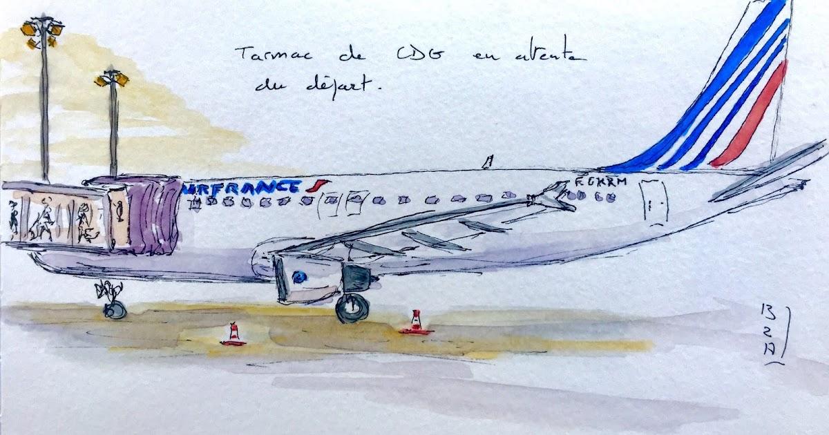 Carnets Du Croque Ma 238 Tre Vol Paris Nice Et Retour