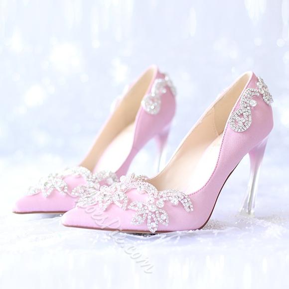 Shoespie-Sapatos-rosa-casamento