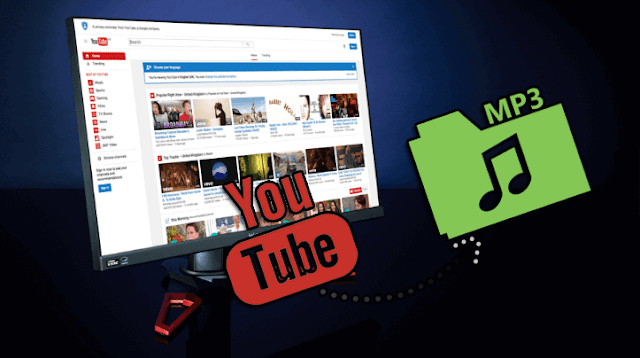 convert YouTube videos to mp3 and download online