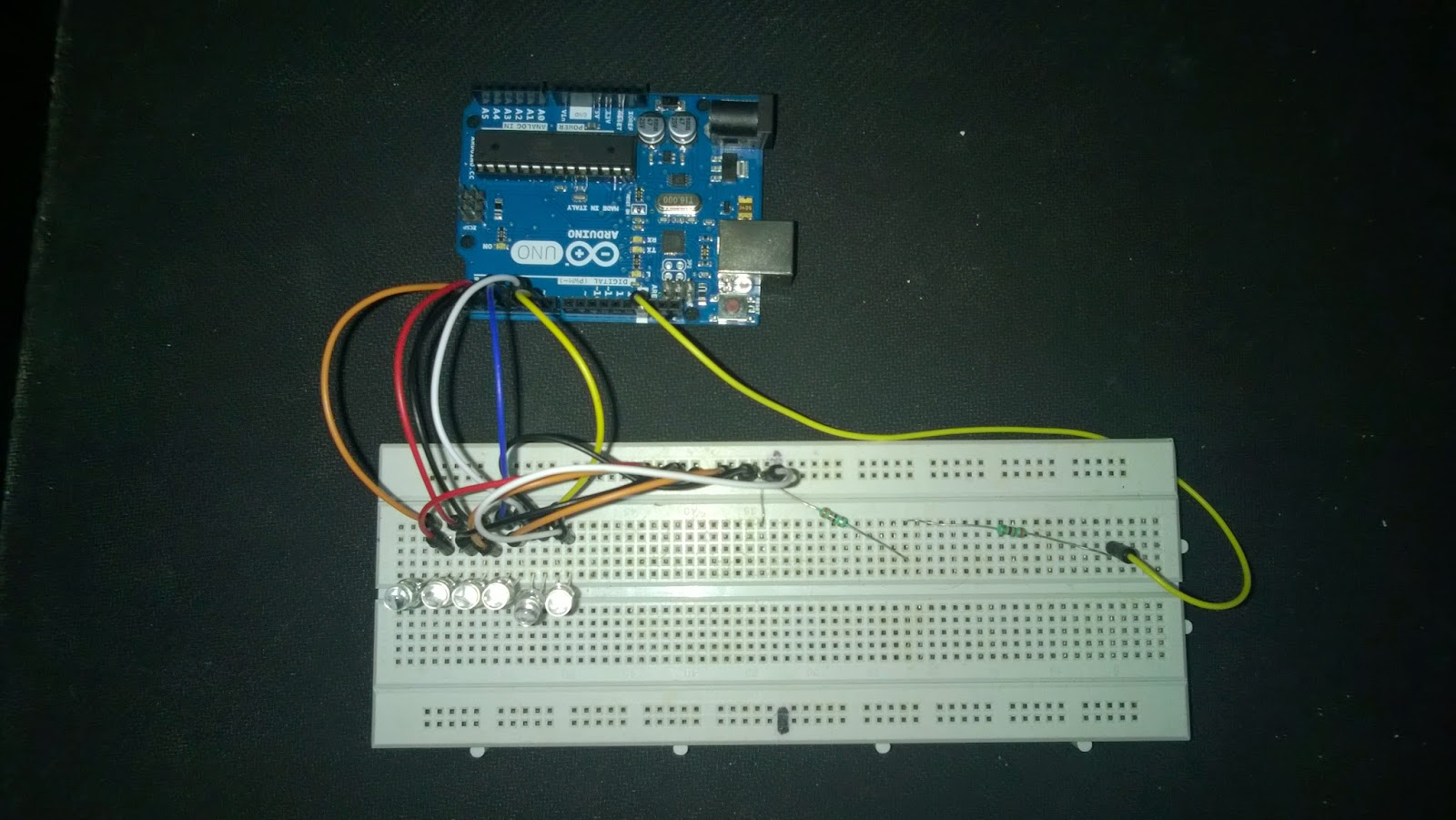 Electronics Time Electronic Dice Simple Arduino Project Diy Circuit For You Here We Have A Nice Now Come The Programming Part Go To This Page And Can Download Code