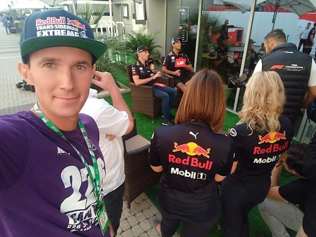Red Bull, Toro Rosso, FORMULA 1 VTB Russian Grand Prix 2018, Андрей Думчев
