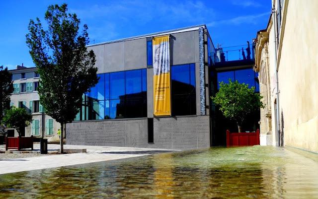 museum Valence, kunst Valence,