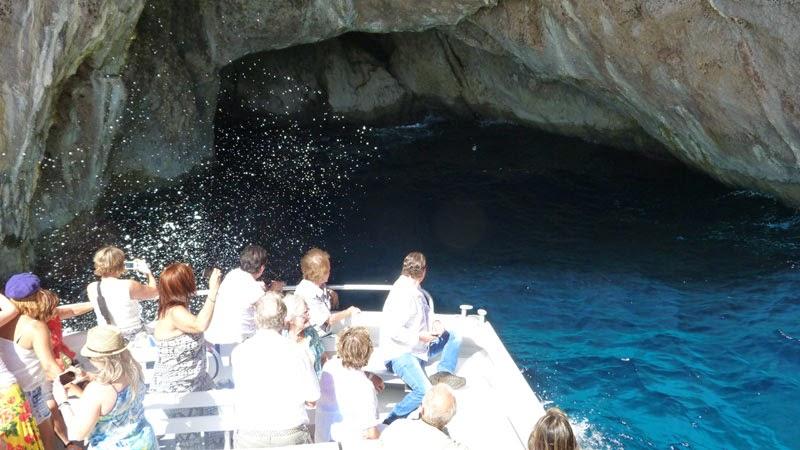 passeio Capri - Conhecer Capri