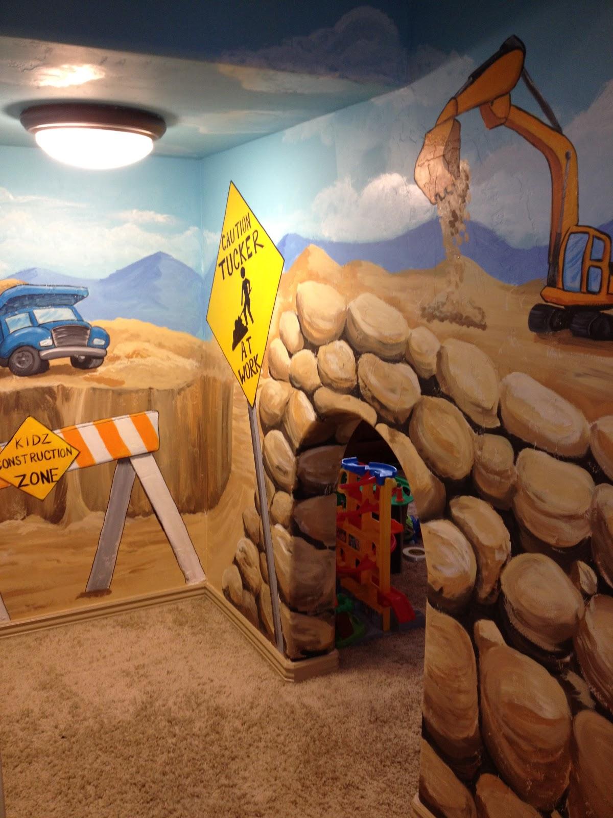 Playroom Art Work