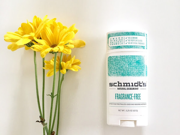 Fresh With Schmidt's, a Natural Way To Deodorize