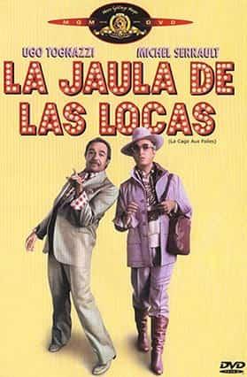 VER ONLINE Y DESCARGAR: La Jaula De Las Locas - PELICULA - 1978 en PeliculasyCortosGay.com