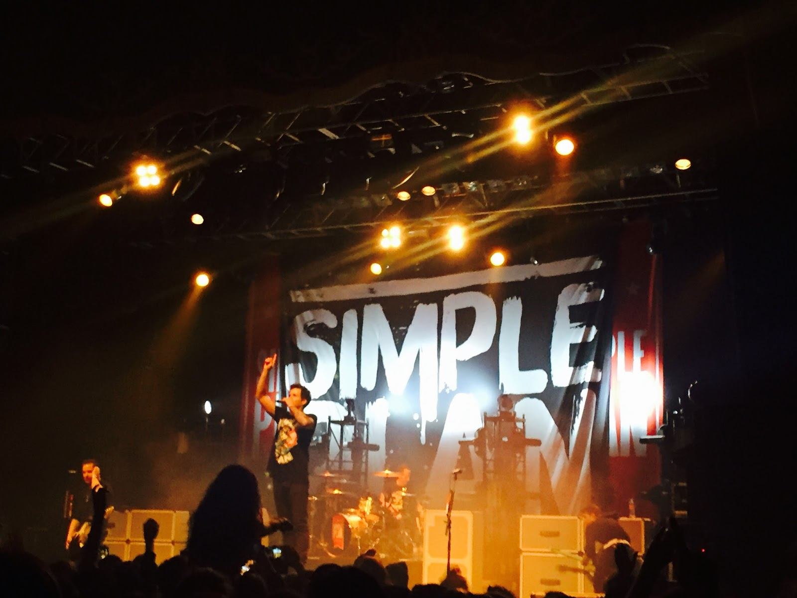 Simple Plan, O2 Forum London