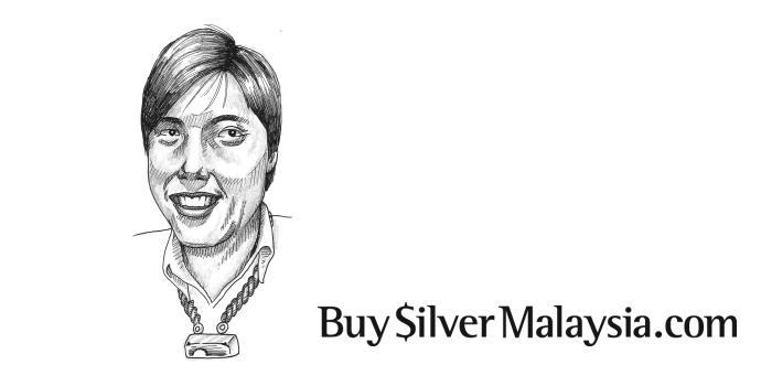 BuySilverMalaysia founder - KH Lau
