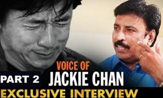 Actor Murali Kumar Interview   Jackie Chan