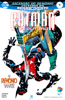 DC Renascimento: Batman do Futuro #9