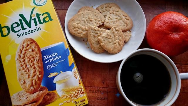 Zbożowe śniadanie z belVitą.