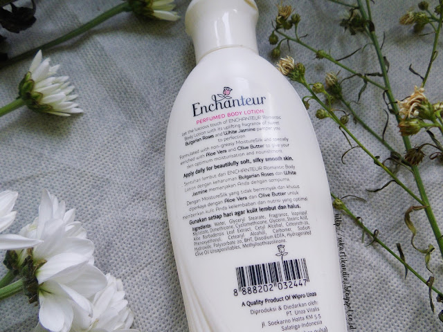 Enchanteur Body Lotion Review