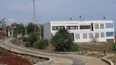 Lokasi Baron Technopark