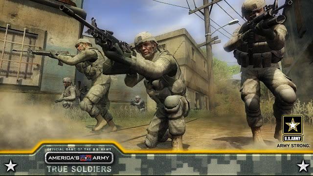 تحميل لعبة حرب و تحرير امريكا americas army كاملة للكمبيوتر مضغوطة برابط واحد مباشر ميديا فاير