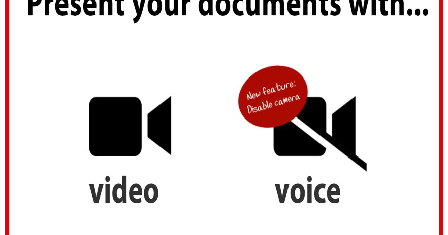 A Must Have Tool for Creating Educational Video Presentations