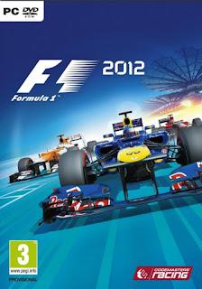 F1 2012 UPDATE 1 - Katılımsız Oyun