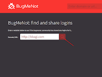 Cara Mendapatkan Sebuah Akun WEB Tanpa Register