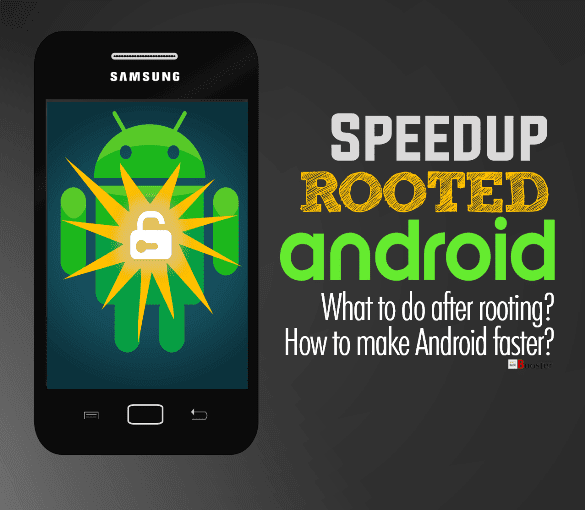 Speed up Rooted Android