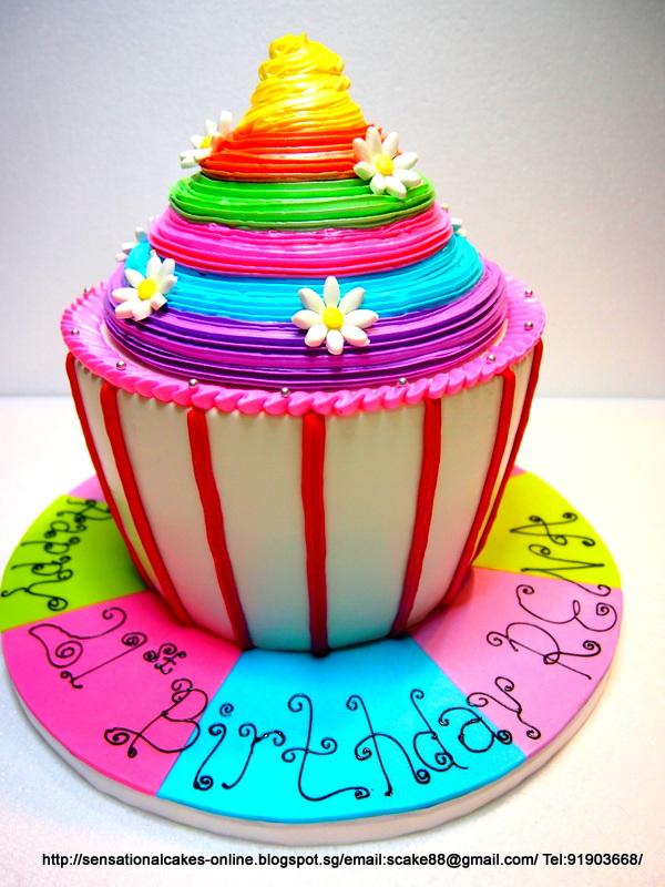St Year Birthday Cake Singapore