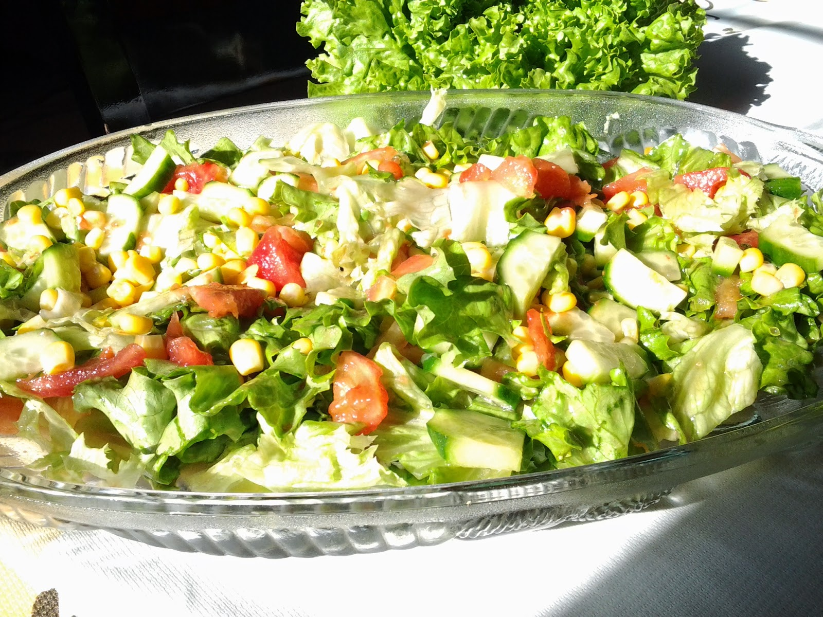 kıvırcık salata tarifi
