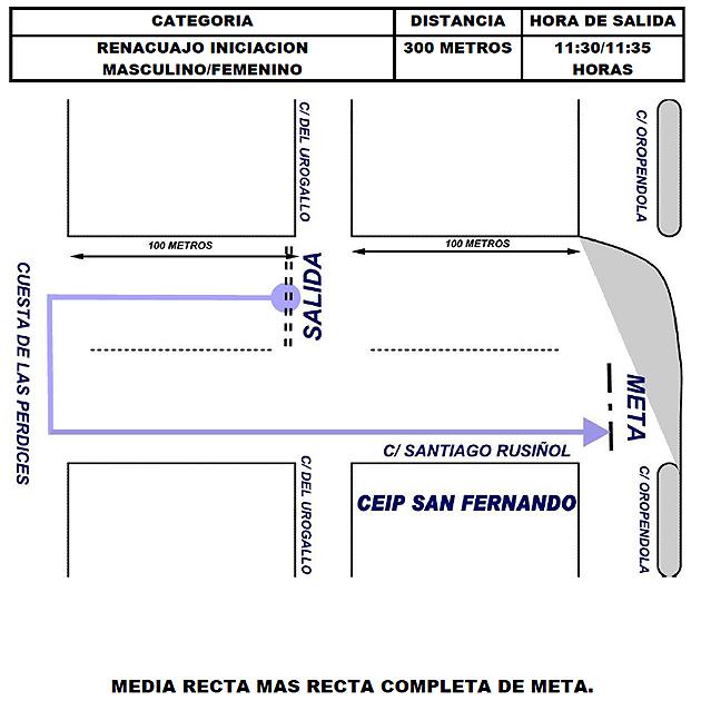 Cross San Fernando Aranjuez