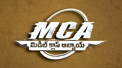 MCA (Middle Class Abbayi) Movie Poster Photo