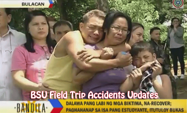 BSU Field Trip Accidents due to Flash Floods: Story and News Updates on Death Toll and Survivors