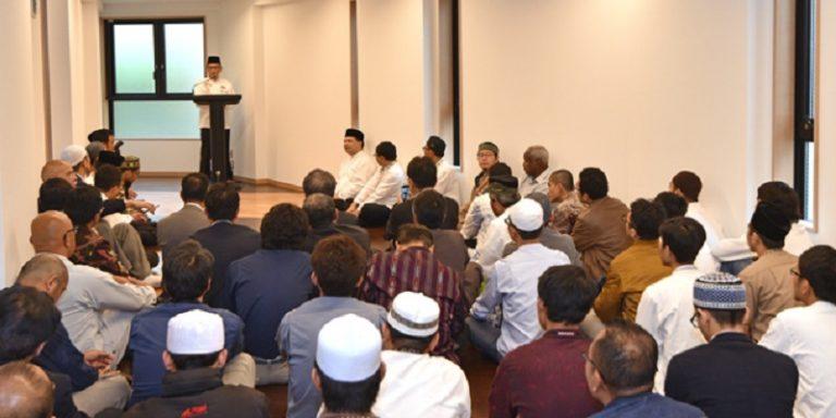 Muslim Indonesia Kelompok Imigran Muslim Terbesar di Jepang