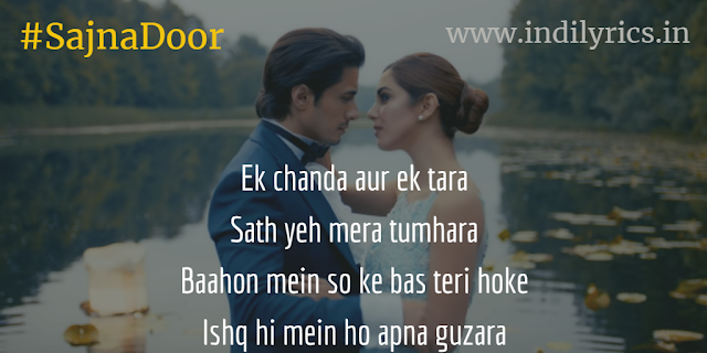 Sajna Door - Teefa In Trouble | complete Song Lyrics with English Translation and Real Meaning and Quotes