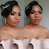 Laide Bakare was all shade of beauty as she stepped out for Mercy Aigbe's 40th birthday celebration bash