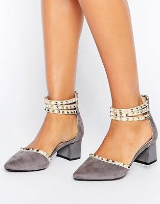 zapatos de moda lindos