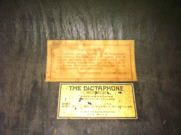 Haunted Craigslist Dictaphone