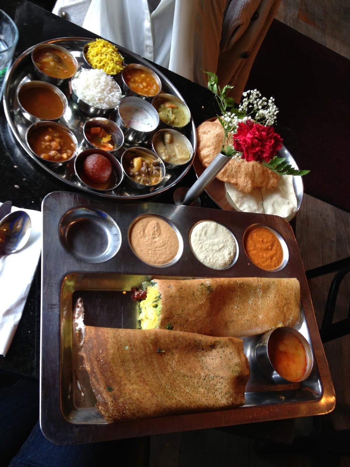 ABC Dining, Letter U: Udupi Palace